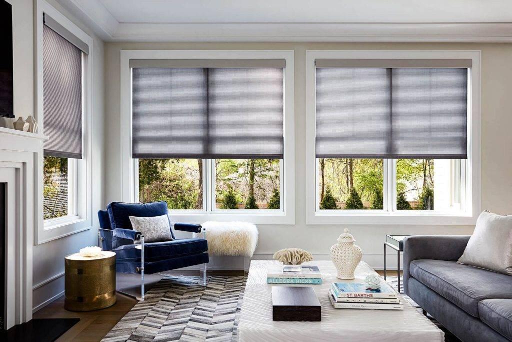 Рулонные шторы: 100 фото красивых примеров в интерьере