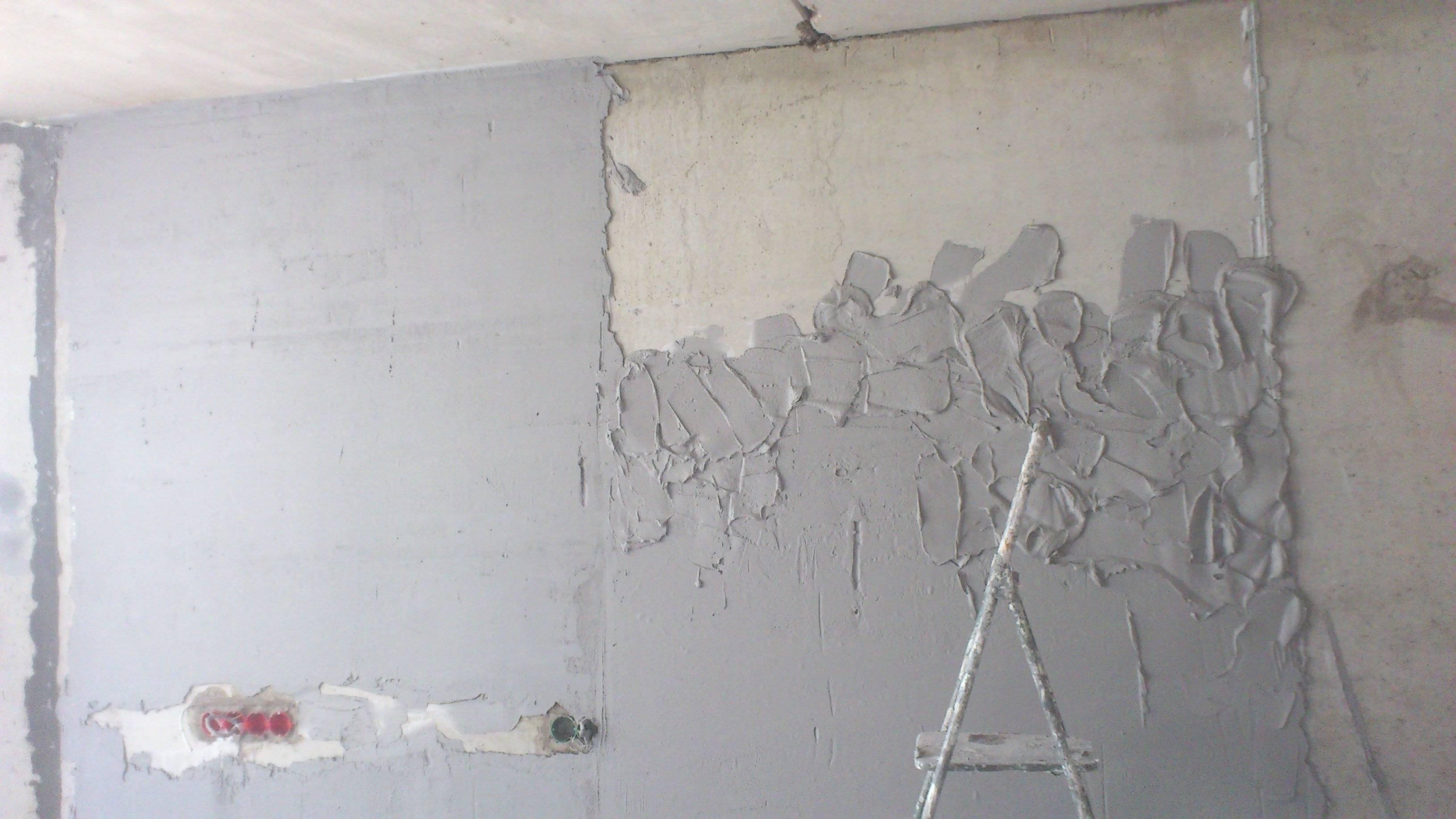 Особенности подготовки стен под покраску