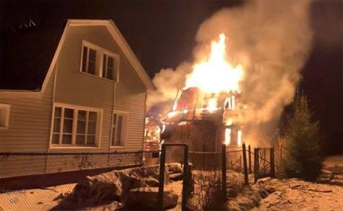 Ремонт в подъезде многоквартирного дома после пожара