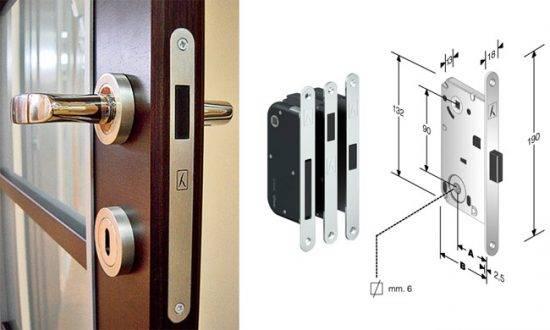 Выбираем замок для входной двери. описание классов безопасности и секретности | все про двери