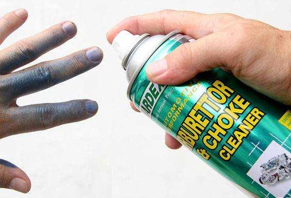 Как смыть краску в домашних условиях - обзор методов