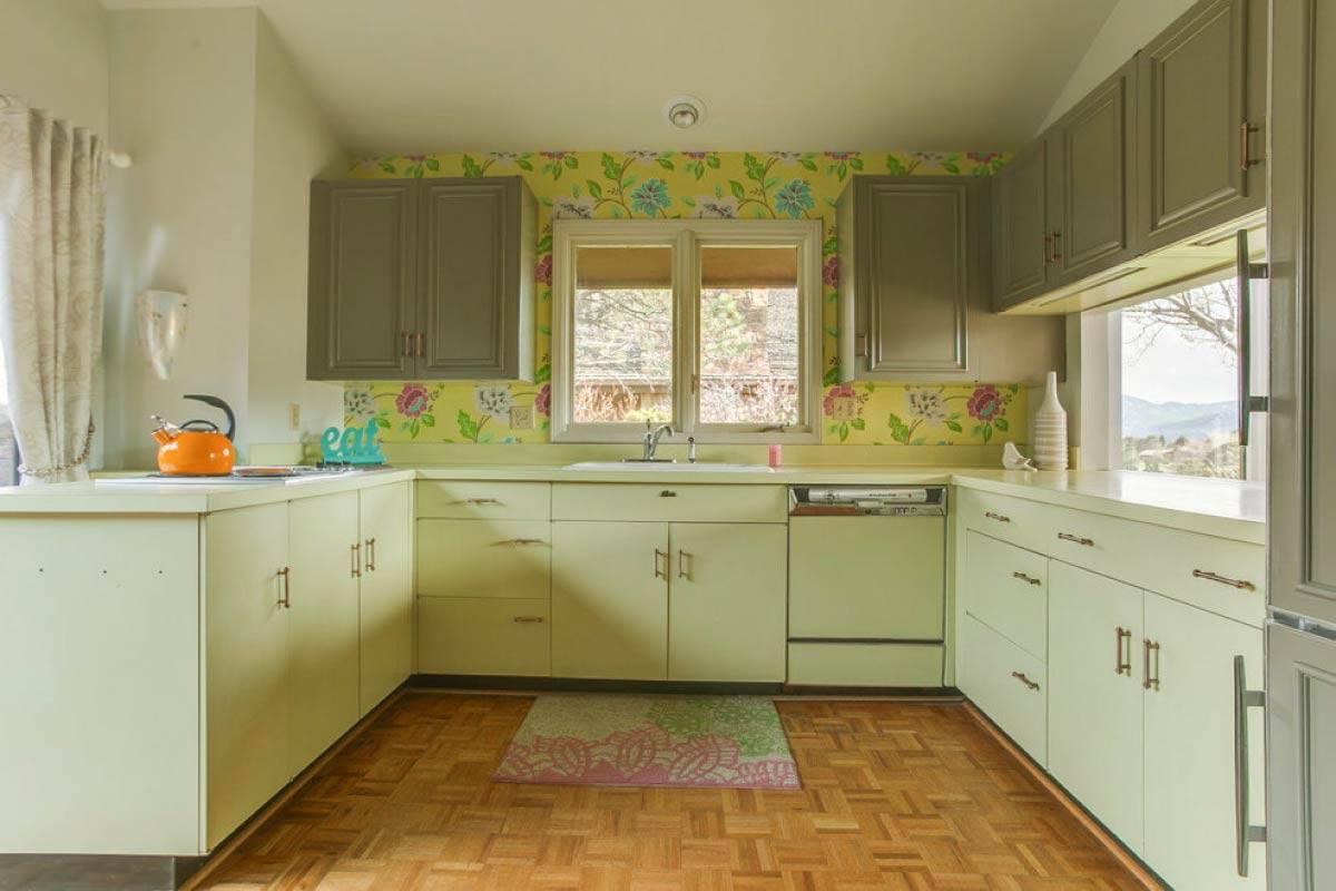 Оливковая кухня – идеи красивого интерьера и секреты удачных сочетаний. фото современного дизайна