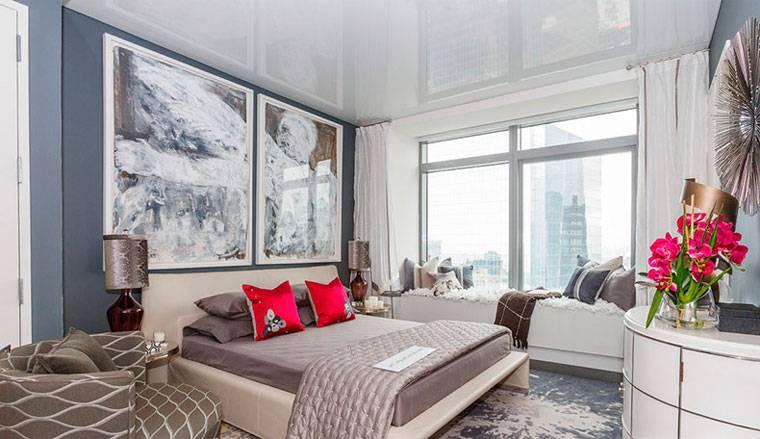 Как визуально увеличить высоту потолка в квартире и доме - фото