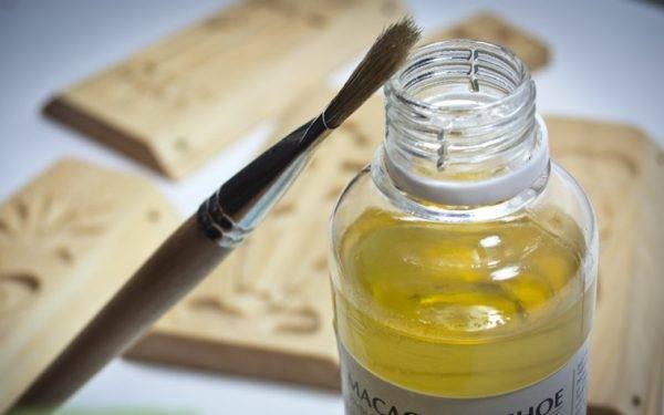 Масло для дерева с воском своими руками: для наружных и внутренних работ (рецепты)