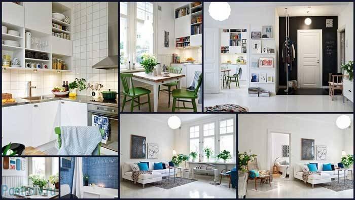15 простых способов освежить интерьер  квартиры без больших материальных затрат