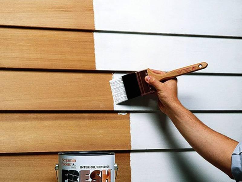 Грунтовка по дереву - обработка древесины под покраску