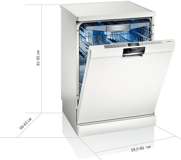 Размеры встраиваемых посудомоечных машин: габариты и ширина, 45 см для встраивания, высота и глубина 30 размеры встраиваемых посудомоечных машин: 3 основных параметра – дизайн интерьера и ремонт квартиры своими руками