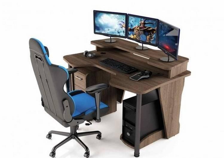 Лучшие геймерские столы