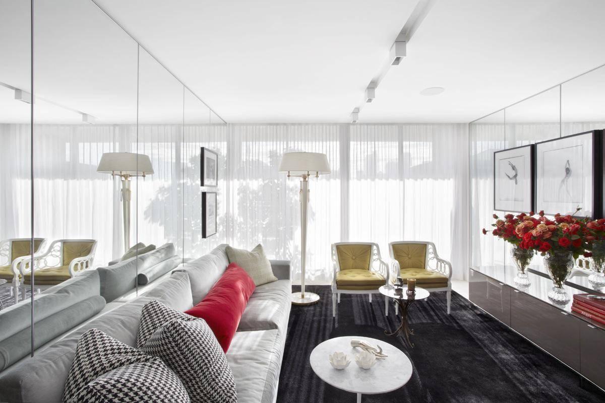 Как визуально увеличить комнату? 8 советов дизайнера с фото. интерьер маленькой квартиры