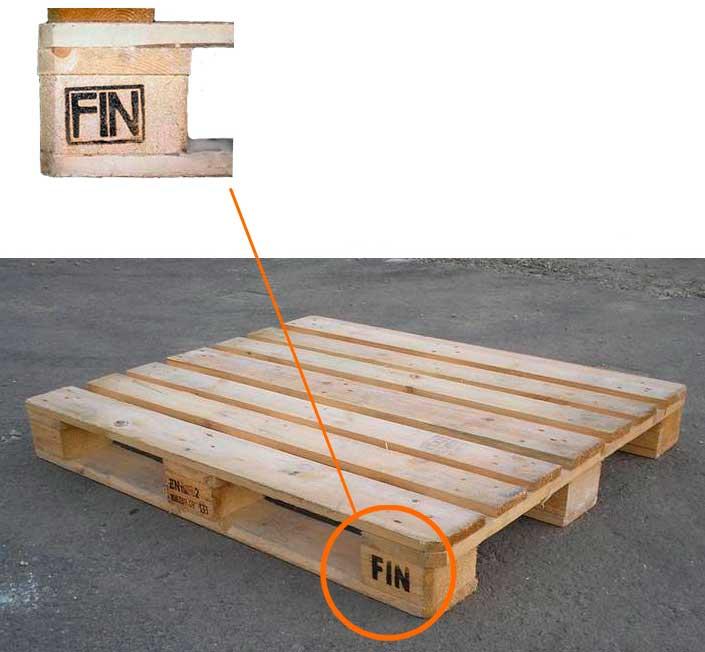 Стандартный паллет: размер, вес, высота / деревянные, пластиковые, евро