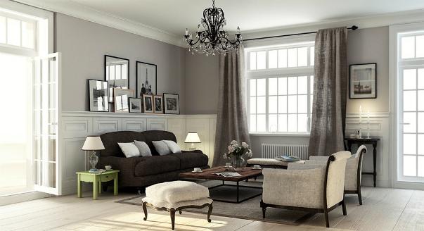 Интерьер комнат в стиле прованс: основные характеристики и советы дизайнеров