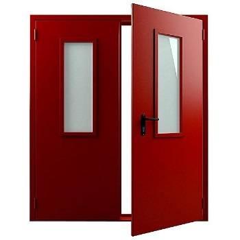 Противопожарные металлические двери: виды и принципы выбора