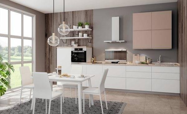 Высота кухонного гарнитура от пола: стандарты и рекомендации по выбору