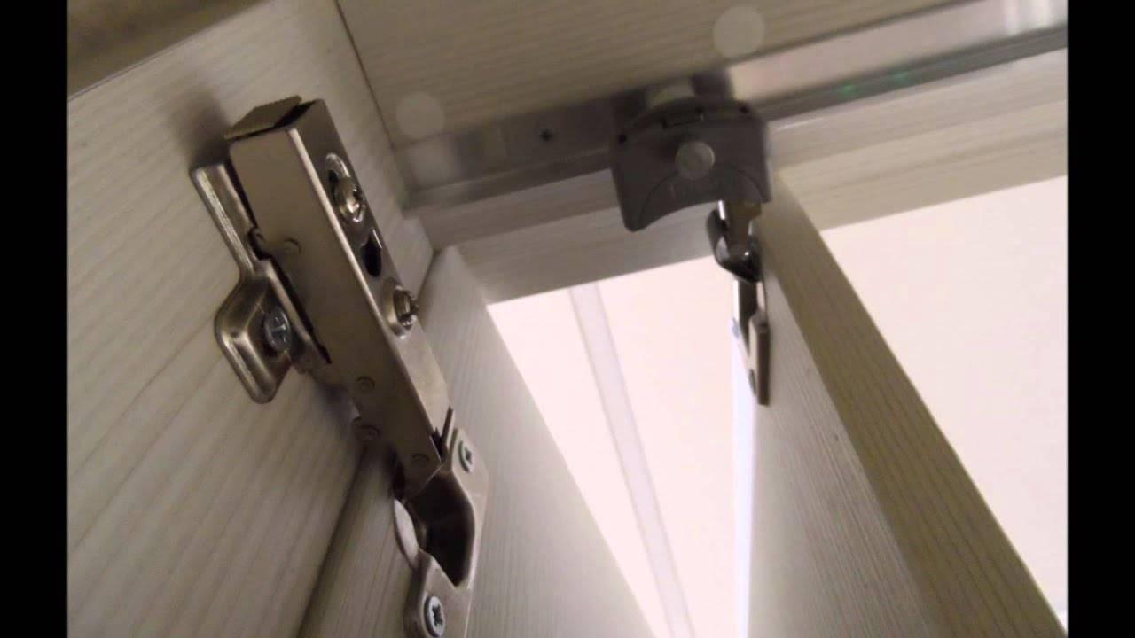 Выбор дверей в гардеробную