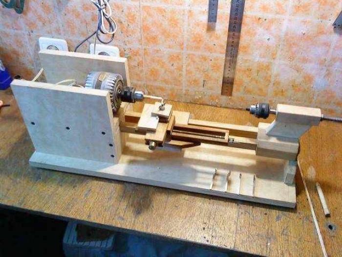 Самодельные приспособления для мастерской своими руками: домашний фрезерный станок