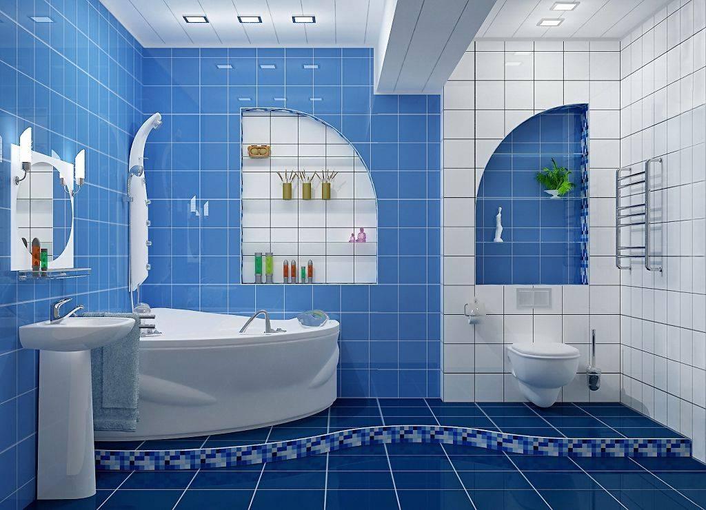 Как выполняется гидроизоляция ванной комнаты под плитку?