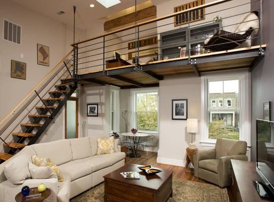 Стандартная высота потолка в квартире - особенности дизайна для высоких помещений, выбор интерьера, детально фото +видео