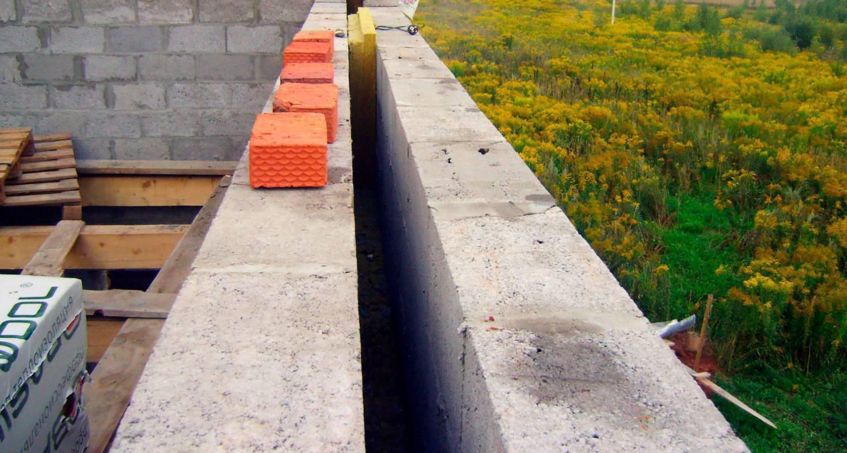 Кладка керамзитобетонных блоков своими руками: пошаговая инструкция. расход раствора на кладку керамзитобетонных блоков