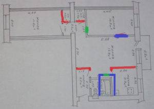 Планировка «сталинки» (55 фото): особенности сталинских домов, ремонт двухкомнатных и 3-комнатных квартир