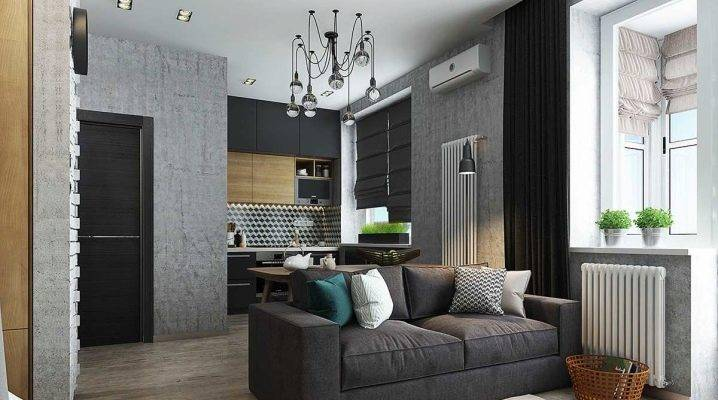 Планировка квартиры (149 фото): типовые и современные схемы маленьких помещений, квартира-студия площадью 30, 40 кв. м свободной планировки
