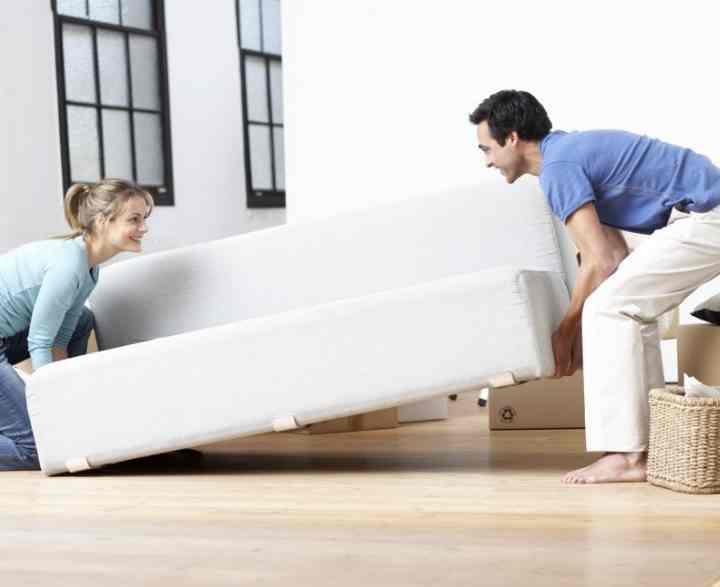 Перестановка мебели в комнате – как все сделать правильно и без ошибок