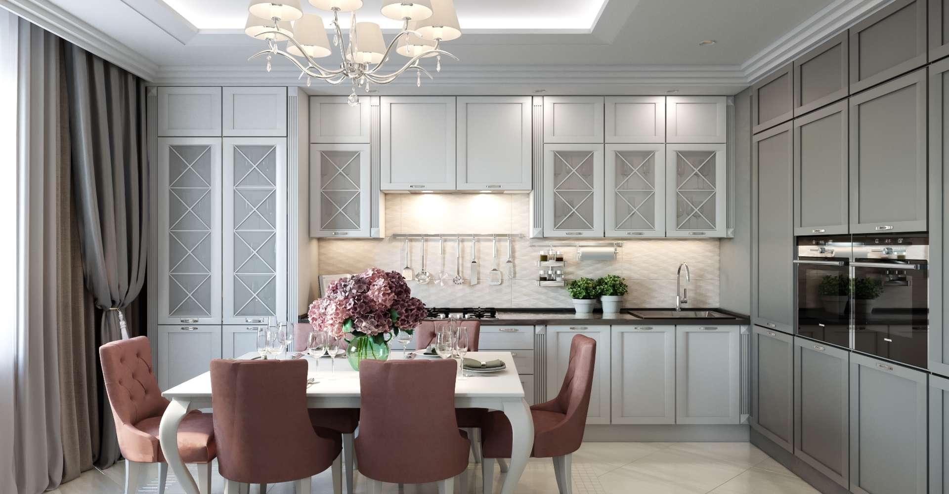 Кухни с патиной в интерьере: роскошные фасады «под старину», стили, цвета, фото