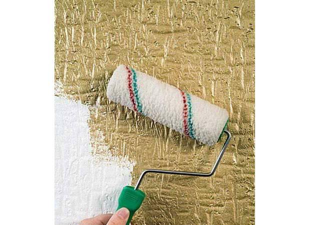 Декоративная штукатурка своими руками (78 фото): валики для нанесения фактурной штукатурки и «короеда», технология выполнения работ