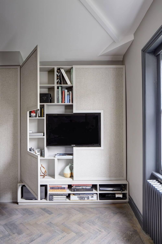 Дизайн интерьера маленькой однокомнатной квартиры с фото