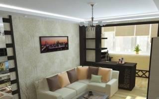Комната на балконе и лоджии: дизайн с фото и как сделать жилое помещение или зону отдыха