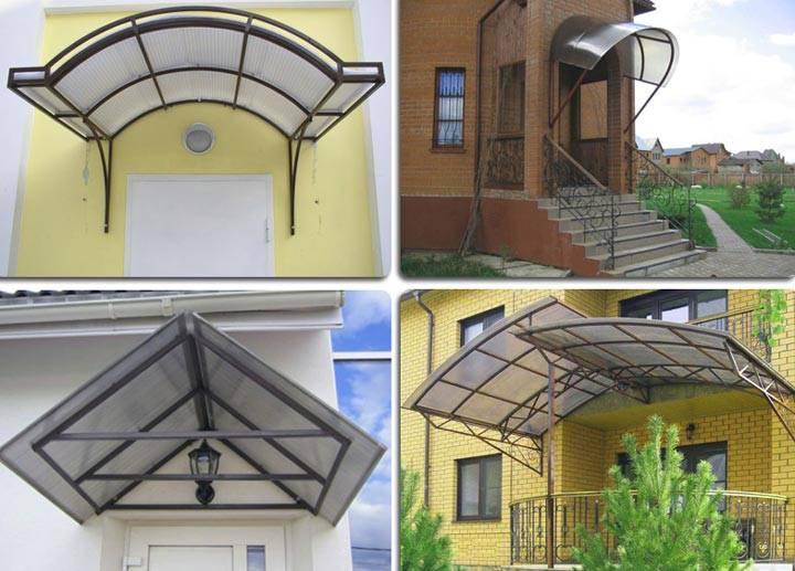 Крыша для дома из поликарбоната - кровля и крыша