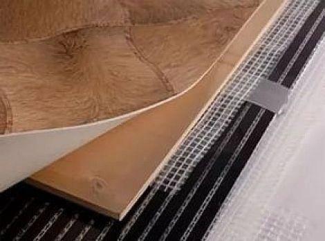 Теплый пол под линолеум, какие варианты подходят и способы монтажа