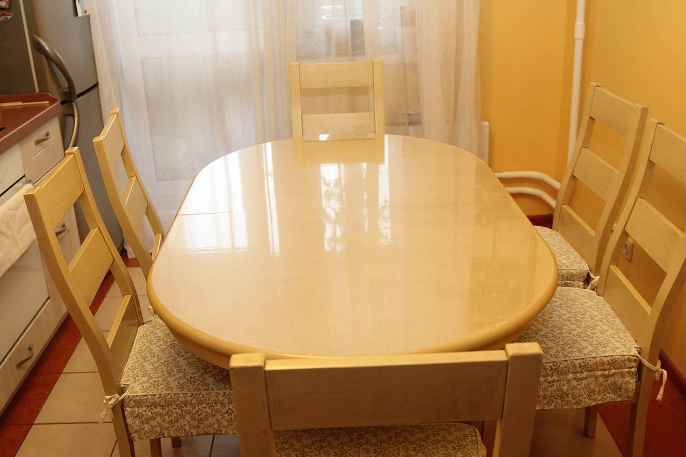 Силиконовая клеенка на стол как клеить — topsamoe.ru