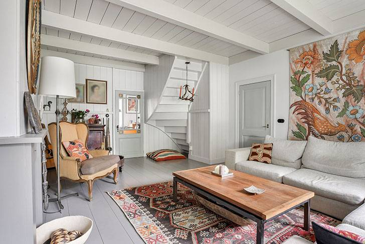 Голландский стиль в интерьере: проекты, современная архитектура