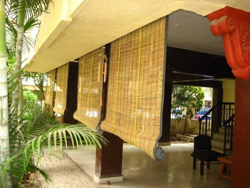 Бамбуковые шторы: описание, особенности, разновидности