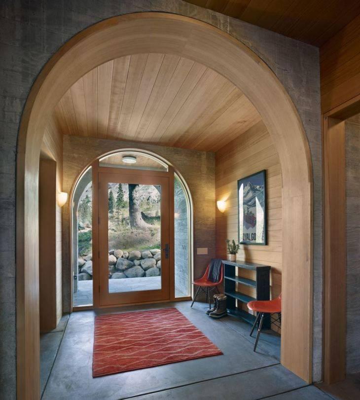 Как самостоятельно сделать арку в дверном проеме. Описание процесса с фото и видео