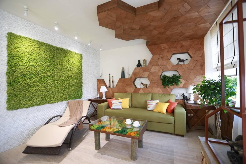 Дизайн спальни площадью 17 кв. м