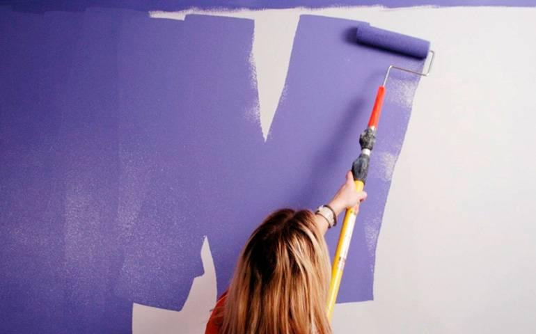 Что лучше: обои или покраска стен?