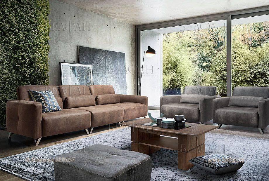 Кожа для мебели, плюсы и минусы материала, варианты использования