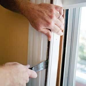 Как поменять резинку на окнах пвх