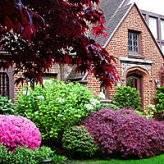 Палисадник своими руками — фото, дизайн, идеи оформления перед домом, во дворе