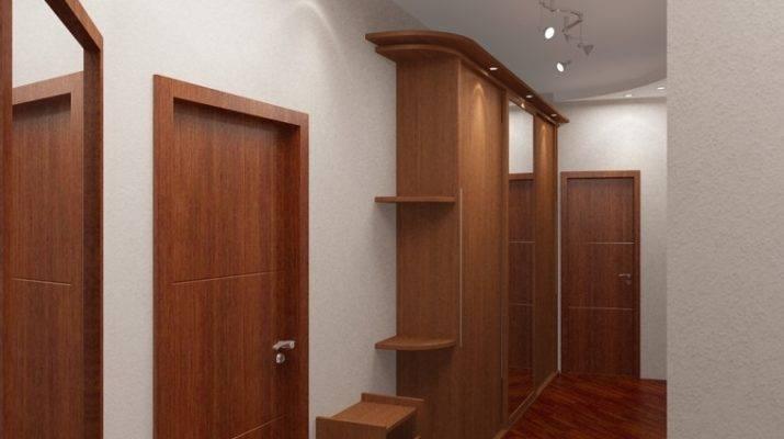 Шкафы в маленькую прихожую