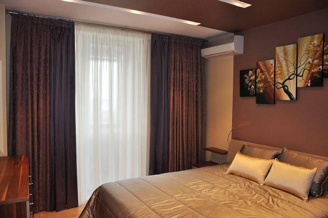 Тюль в спальню (62 фото): современные шторы, красивый дизайн тюлевых занавесок 2021