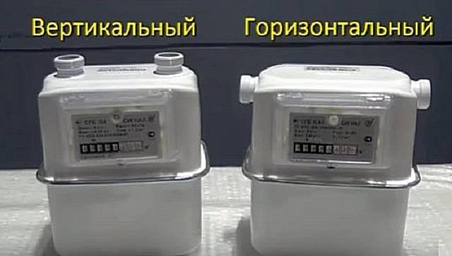 Газовый счетчик с термокорректором: особенности выбора счетчика