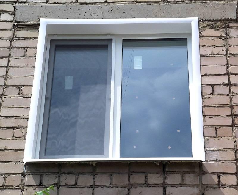 Установка откосов на пластиковые окна своими руками: правильная внутренняя отделка панелями из пвх
