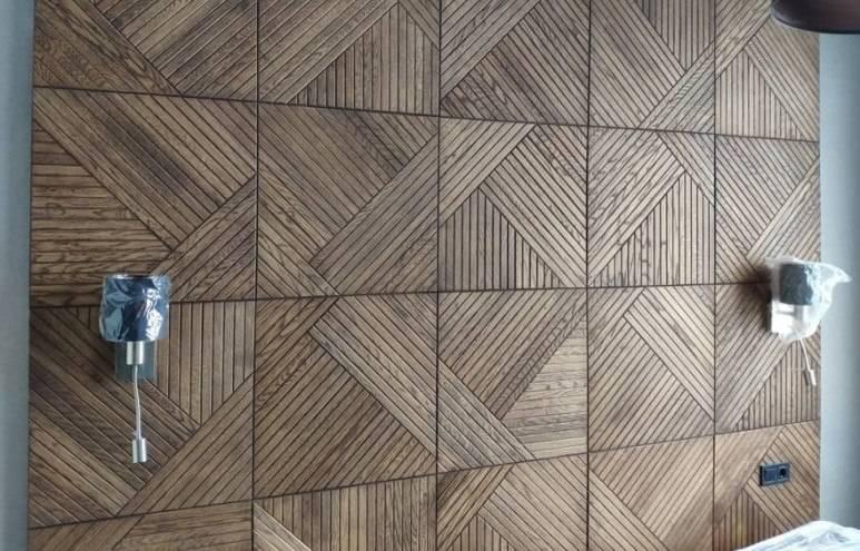 Стеновые панели в дизайне интерьера - 75 примеров в фото