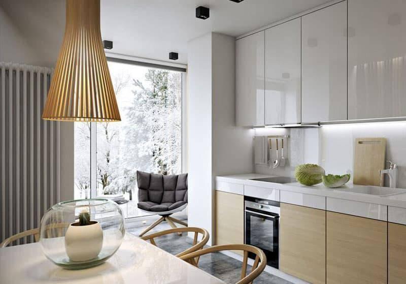 Модный дизайн кухни 2021-2022. стильный интерьер кухни в лучших фото новинках