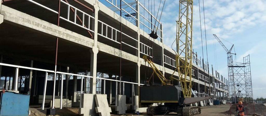 Профессия монтажника стальных и железобетонных конструкций