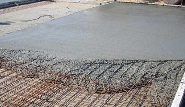 Арматурная сетка для бетонного основания пола: виды арматурной сетки и как заливать стяжку в соответствии с гост