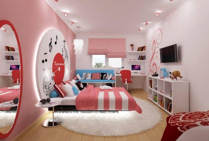 Как организовать правильное освещение детской комнаты?