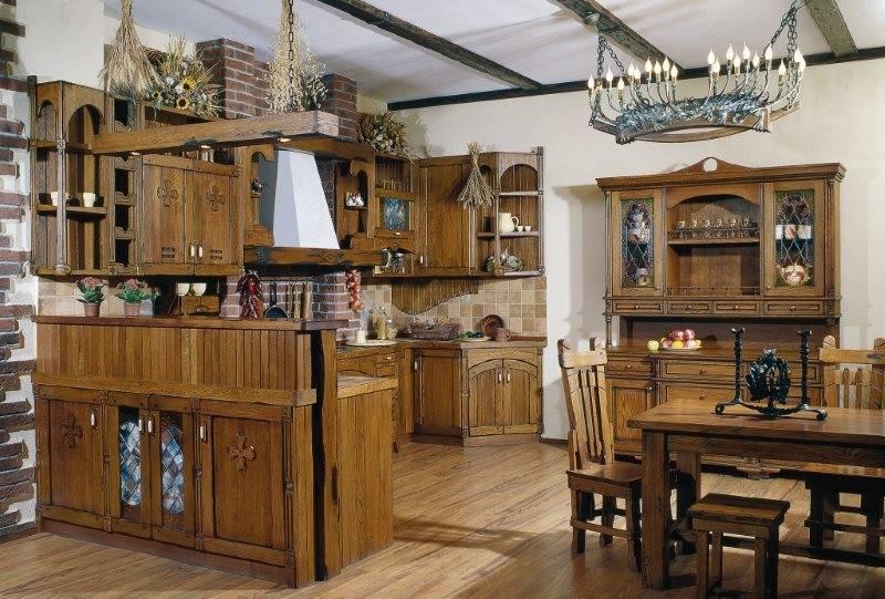 Дизайн мебели под старину из дерева: идеи реставрации